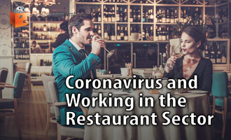 Coronavirus and Working in the Restaurant Sector