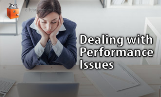 Dealing with Performance Issues e-Learning