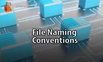 File Naming Conventions e-Learning