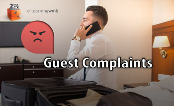Guest Complaints e-learning