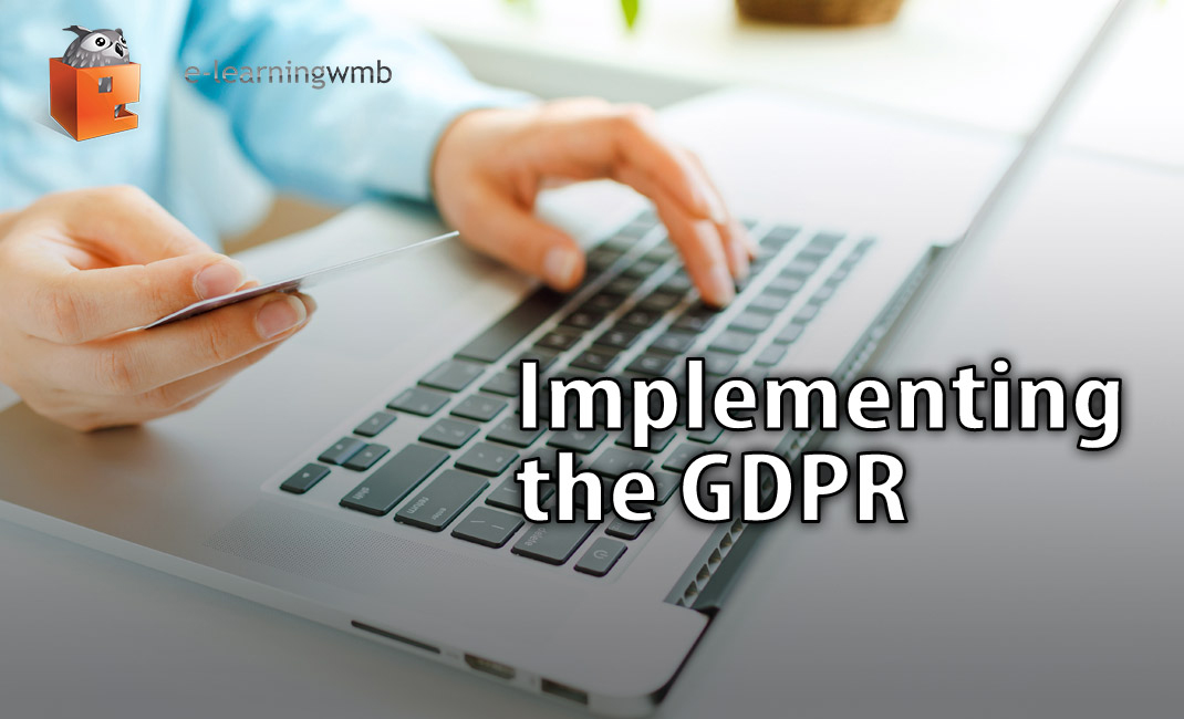 Implementing the GDPR FREE e-Learning