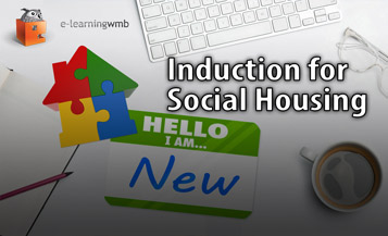Induction for Social Housing e-Learning