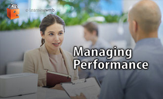 Managing Performance e-Learning
