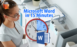 Microsoft Word in 15 Minutes e-Learning