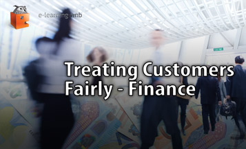 Treating Customers Fairly TCF e-Learning